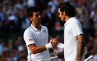 Djokovic buồn vì Federer phải lên bàn phẫu thuật