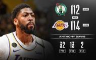 Kết quả NBA 24/2: Lakers tiếp đà chiến thắng, 'Thần sấm' thể hiện sức mạnh