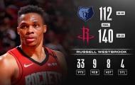 Kết quả NBA 27/2: 'Kỵ sĩ' trên đà hồi sinh, Rockets không thể cản nổi?