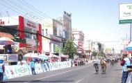 Chặng 2 giải xe đạp nữ quốc tế Bình Dương: Nguyễn Thị Thật bảo vệ được áo vàng
