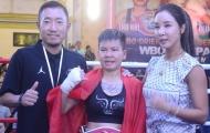 Thu Nhi làm nên lịch sử cho boxing nữ Việt Nam