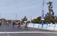 Chặng 5 giải đua xe đạp nữ quốc tế Bình Dương: Êkip Thái Lan thu ngắn cách biệt ở giải áo xanh
