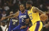 Lịch thi đấu NBA 4/3: 'Song sát' Los Angeles đối đầu chướng ngại
