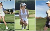 Nữ golf thủ bị kỳ thị vì thích mặc áo ba lỗ