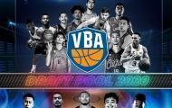 Chính thức! Ban tổ chức VBA công bố danh sách Draft Pool 2020