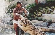 Mike Tyson từng nhốt huấn luyện viên vào chuồng hổ