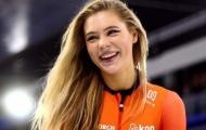 Kỳ tích của nữ hoàng trượt băng xinh đẹp nhất Hà Lan