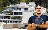 Biệt thự bằng kính trị giá hơn 8 triệu USD của Federer