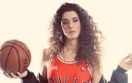 Nhan sắc của nữ VĐV bóng rổ quyến rũ