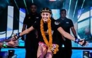 Nữ võ sĩ Muay Thái truyền cảm hứng cho người trẻ