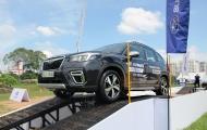 Cuối tuần off-road  'thả ga' cùng Subaru Ultimate Test Drive 2020 tại TP.HCM