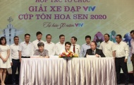 Giải xe đạp VTV Cúp Tôn Hoa Sen 2020 lần thứ V: Cơ hội cạnh tranh giải thưởng cao
