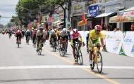 Chặng 3 giải xe đạp nữ toàn quốc: Nguyễn Thị Thật không có đối thủ tại đích đến