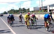 Chặng 5 giải xe đạp nữ toàn quốc: An Giang tạo cách biệt ở giải đồng đội