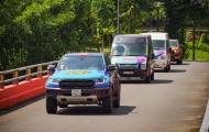 Ford đồng hành cùng Trại hè 'Sài Gòn Kid Warriors Summer Camp 2020'