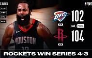 Kết quả NBA 3/9: 'Bầy nai' bị bắn hạ, Harden hóa 'cứu tinh'
