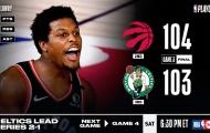 Kết quả NBA 4/9: 'Buzzer-beater' thần kỳ, Raptors sống lại hy vọng
