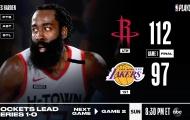 Kết quả NBA 5/9: 'Á thần' gục ngã, Lakers bị dẫn trước