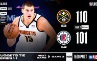 Kết quả NBA 6/9: 'Nhà vua sống lại', Nuggets tìm ra ánh sáng