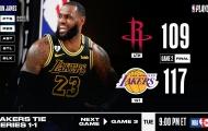 Kết quả NBA 7/9: 'Bầy nai' nuôi hy vọng, 'King James' lại 'gánh team'