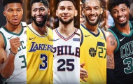 NBA công bố đội hình phòng ngự xuất sắc nhất: Gọi tên Bucks và thành LA