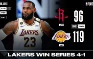 Kết quả NBA 13/9: 'King James' lên tiếng, Lakers tiến vào chung kết