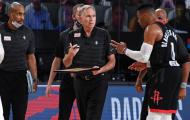 Chính thức! Thua đậm Lakers, HLV Mike D'Antoni chia tay Houston Rockets