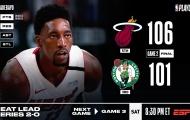 Kết quả NBA 18/9: Butler quá 'nguy hiểm', Celtics lại gục ngã trước Heat