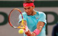 Phong độ hủy diệt của Nadal tại Pháp mở rộng