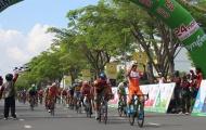Khai mạc tour xe đạp Toàn quốc về nông thôn 2019: TP.HCM vươn lên dẫn đầu
