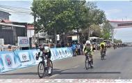 Chặng 8 giải xe đạp nữ quốc tế Bình Dương 2020: Nỗ lực không thành của tay đua chủ nhà
