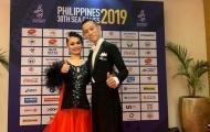 Môn Dancesport giành HCV thứ hai cho Việt Nam