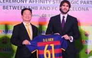 Barcelona cân nhắc đến Việt Nam du đấu mùa hè 2017