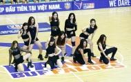 Dàn hoạt náo viên nóng bỏng ở giải bóng rổ chuyên nghiệp Việt Nam