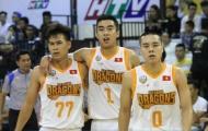 Chơi quả cảm, Danang Dragons đánh bại Saigon Heat