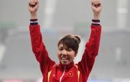 Điền kinh Việt Nam đoạt HCV nhảy xa châu Á