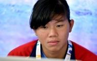 Ánh Viên gây thất vọng ở nội dung từng vô địch châu Á
