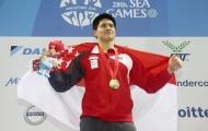Kình ngư vô địch Olympic cam kết chơi hết sức ở SEA Games