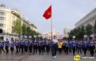 5.000 người đi bộ đồng hành hưởng ứng Lễ xuất quân của đoàn thể thao Việt Nam dự SEA Games 29