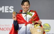 'Tiểu tiên cá' Ánh Viên liên tiếp giành vàng cho Việt Nam