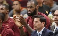 Chấn thương, LeBron James tiếp tục vắng mặt trận gặp Washington Wizards