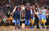Hàng công rực sáng, Thần Sấm hủy diệt Lakers ngay tại Staples Center