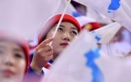 Những fan nữ quyến rũ nhất Thế vận hội Mùa đông 2018