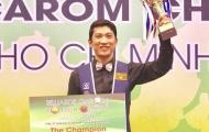 Việt Nam thắng tuyệt đối nội dung 1 băng giải Billiards Carom châu Á