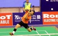Vợ chồng Tiến Minh dừng bước tại giải vô địch cầu lông thế giới