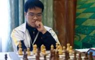 Quang Liêm hạ cao thủ Mỹ tại giải siêu đại kiện tướng