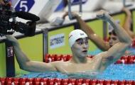 Quý Phước xếp chót, Sun Yang thống trị cự ly 200 m bơi tự do