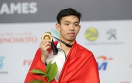 Bơi lội Việt Nam có huy chương đầu tiên tại ASIAD 18