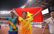 Thu Thảo lo lắng đến bỏ ăn trước khi giành vàng cho điền kinh Việt Nam