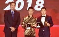 Sao cầu lông Indonesia nhận giải thưởng hay nhất năm